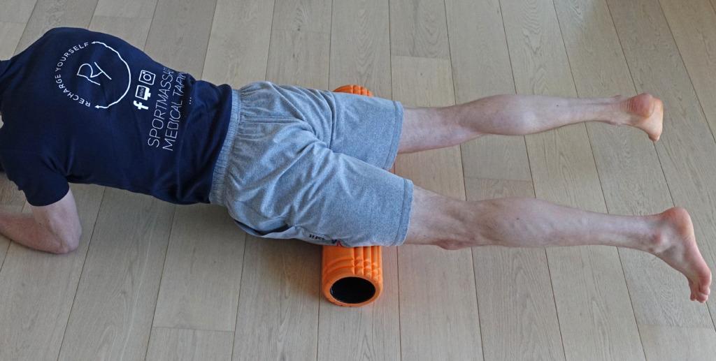 Foamrol quadriceps