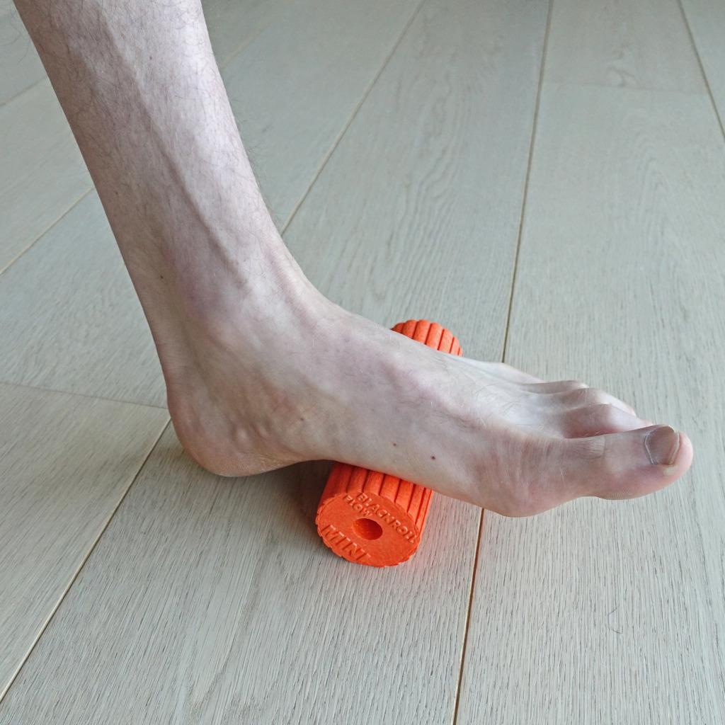 Foamrol voet